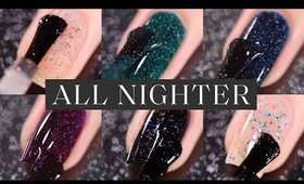 Swatches: All Nighter Collection | ILNP