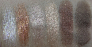 Wet n Wild Coloricon Baked Eyeshadow Bake-Off Contest! Swatch Dry