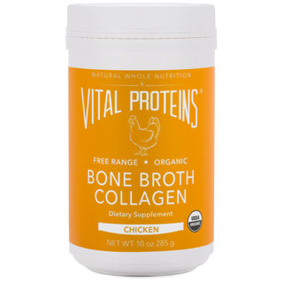 Bone Broth Collagen - Unflavored Chicken 10 oz