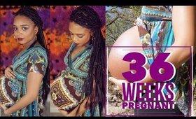 TheNewGirl007 ● PREGNANCY UPDATE! {Week 36)