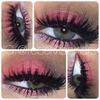 Red eyes~