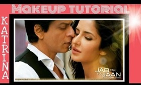 Makeup Tutorial : Katrina Kaif Kohl / Kajal SMOKEY EYE Look from 'Jab Tak Hain Jaan'