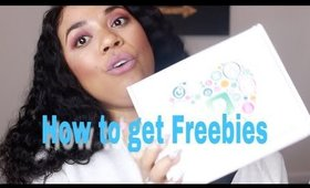 How to Get Freebies feat.PINCHme