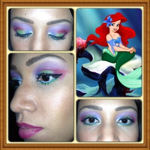 The little mermaid Inps.