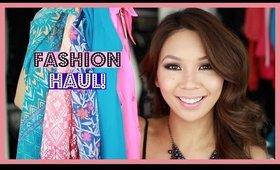 Spring Fashion Haul! Target, Express & Old Navy!