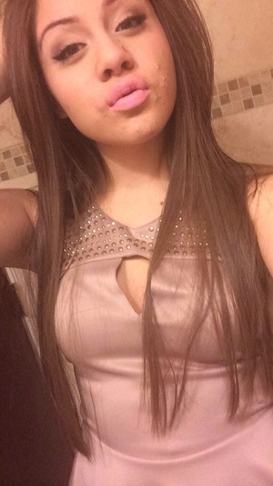 This was my make up for New Years