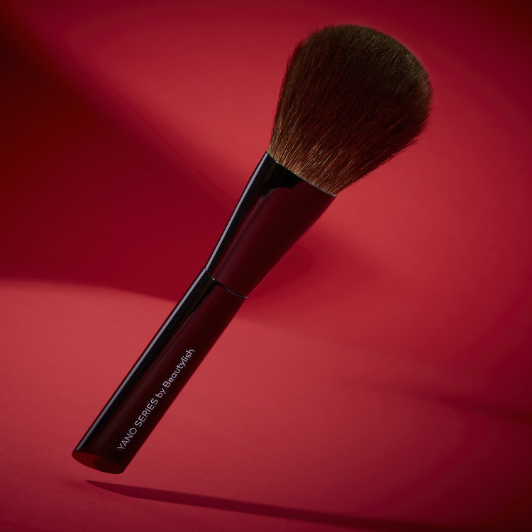 Alternate product image for Yano Series Brush 01 Powder shown with the description.
