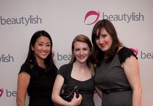 The Beautylish Girls and I at the Spring Trend Preview (2011)!