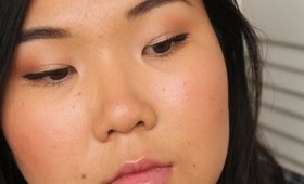 Tutorial: A Daytime Bronze Eyeshadow Look | Let's Make Yu Up