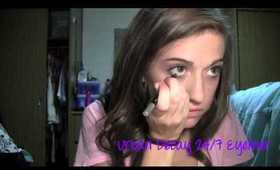 Getting Ready for Sorority Formal (Makeup and Dress Ideas for Homecoming)