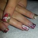 49ner nails