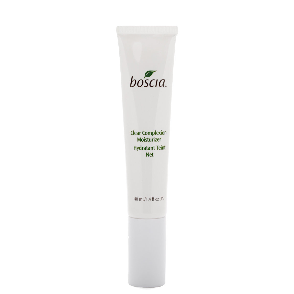 boscia Clear Complexion Moisturizer product swatch.
