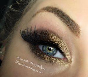 http://theyeballqueen.blogspot.com/2015/12/bronzed-smokey-eye-makeup-tutorial.html