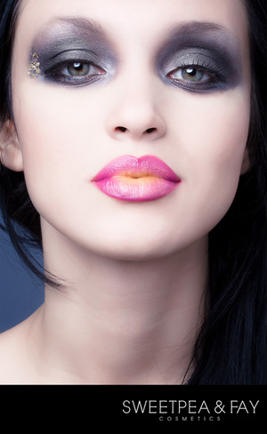 Makeup & Hair: Lina Toro Photo: Daniel Isaza Model: Carolina Tamayo/ XY Models   www.sweetpeaandfay.com