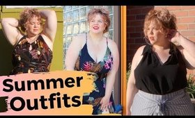 4 Summer Outfits with City Chic & Ana Luisa #AD | Plus Size Fashion