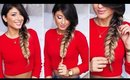 Chunky Reverse Fishtail Braid