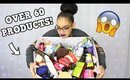 BIGGEST NATURAL HAIR PRODUCTS HAUL EVERRR! | The Mane Choice, Mielle, Shea Moisture, As I Am & more!