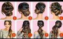 ❌ 10 GREATEST HOLIDAY HAIRSTYLES & UPDOS ❌ | with Puff | EASY TUTORIAL for LONG MEDIUM HAIR