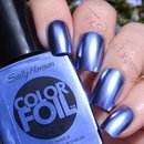 Sally Hansen Color Foil Leaden Lilac