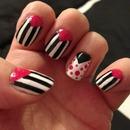 spots & striped