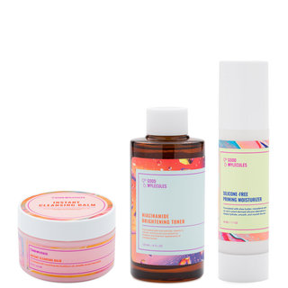 Good Molecules Cleanse, Tone & Moisturize