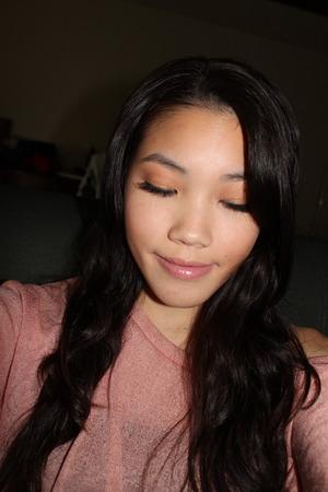Kim Kardash Inspired Unbreakable Launch Make-up Look