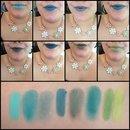 Battle of the Green Lipsticks!