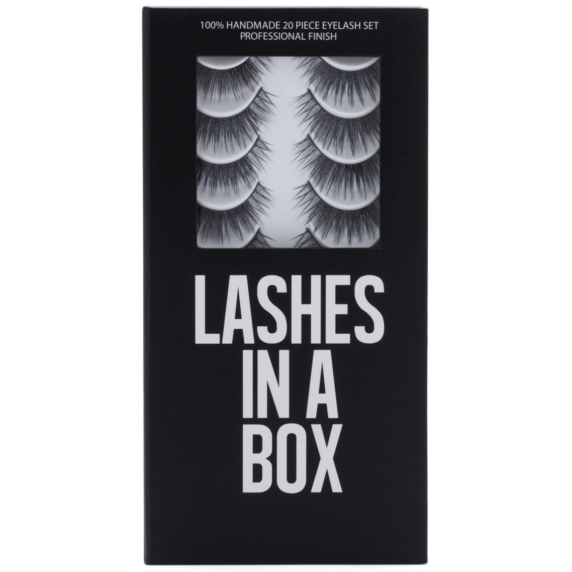LASHES IN A BOX N°13 product swatch.