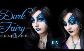 Dark Fairy Halloween Tutorial