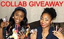 HUGE  Collab GIVEAWAY !!! Multiple WINNERS Will Be Chosen!!!
