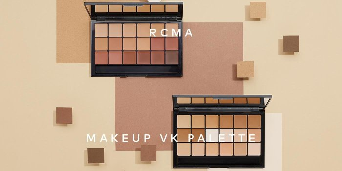Shop RCMA Makeup's VK Palettes on Beautylish.com