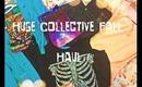 Huge Collective Fall Haul 2012 ! FT. Brandy Melville && BlackMilk