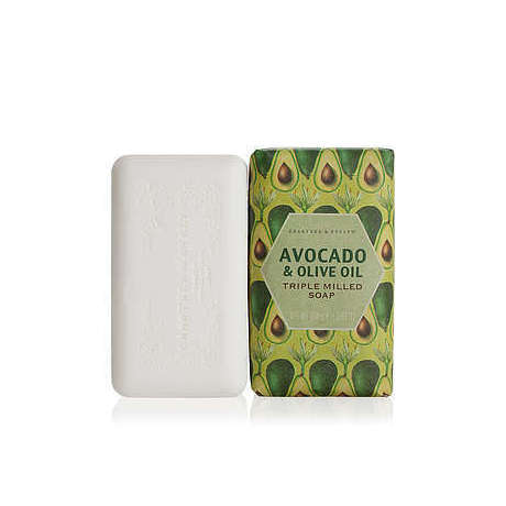 Crabtree & Evelyn Avocado & Olive Oil Milled Soap