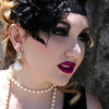 The Great Gatsby inspired look