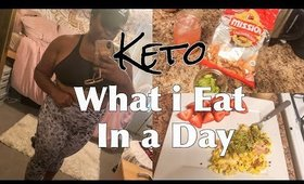 Keto Journey What I Eat in a Day 1