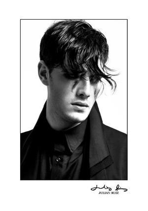 This is a man's world! Julian Ruiz Ad Subversive Elegance F/W Collection Ph: Andres Oyuela Model: Johny Farah MUA/Hair: Nadia Kosh
