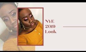 Vibe Series/New Years Eve Makeup Look 2019