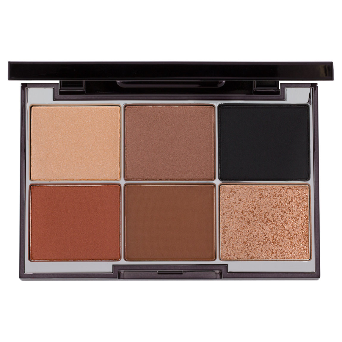 Wayne Goss The Luxury Eye Palette Imperial Topaz alternative view 1 - product swatch.