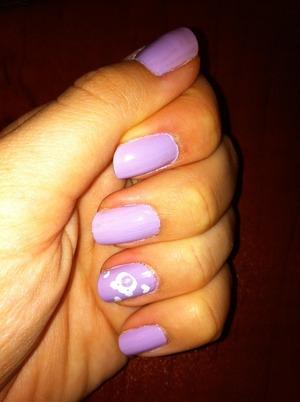 Teddy Bear & Lavender