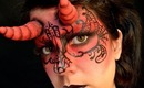 Halloween. She Devil. Collab with WezGuitarMagic