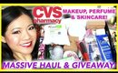 MASSIVE CVS Drugstore Haul & $50 Gift Card GIVEAWAY!