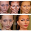 it's all about contouring..