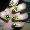 Lime Crackle
