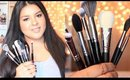 Morphe Brush Haul + Experience