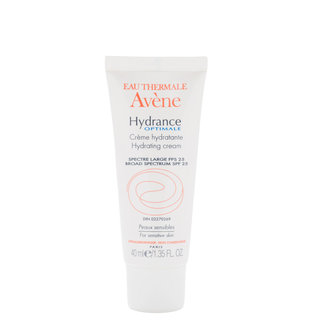 Eau Thermale Avène Hydrance Optimale SPF 25 Hydrating Cream