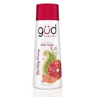 güd Red Ruby Groovy Natural Body Wash