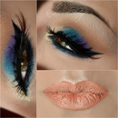 Bold Spring look
