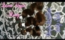 Unboxing + First impression   Queen Virgin Remy Brazilian body wave hair