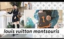Louis Vuitton Montsouris Backpack Review✨