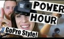 FIRST PERSON POWER HOUR CLEANING! SPEED CLEAN WITH ME 2017!